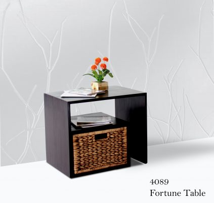 Fortune Wicker Table