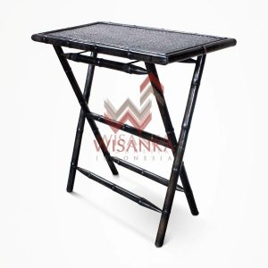 Barnet Rattan Table