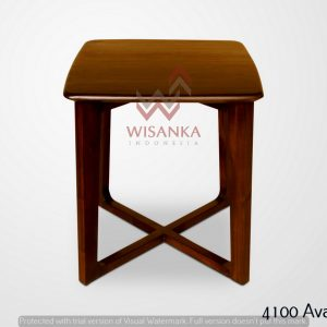Avani Wooden Side Table