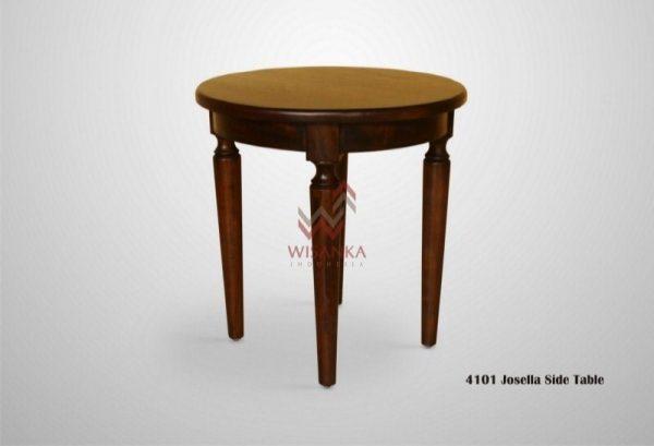 Josella Wooden Side Table