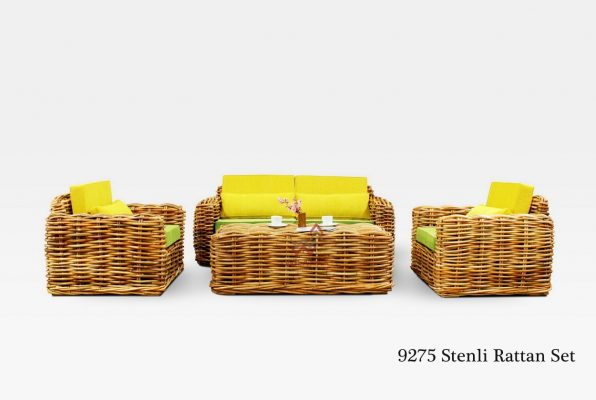 Indonesia rattan furniture is full of the beauty of nature