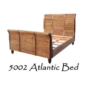 Atlantic Rattan Bed