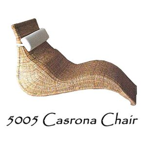 Casrona Rattan Lazy Chair