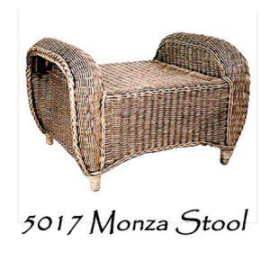Monza Rattan Stool