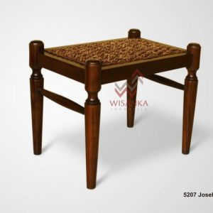 Josella Wicker Stool