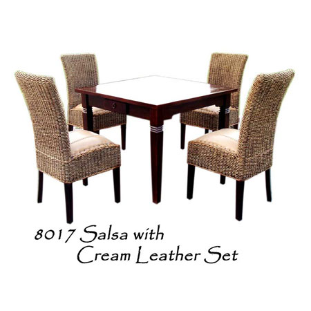 Salsa Rattan Dining Set