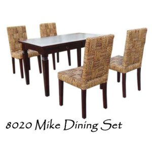 Mike Wicker Dining Set 4