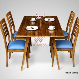 Lovely Wooden Dinning Set