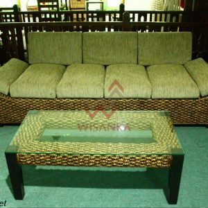Tiara Wicker Sofa Set