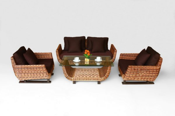 Rattan Three Color Furniture