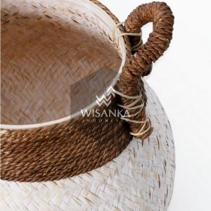 Riveira Bamboo Basket