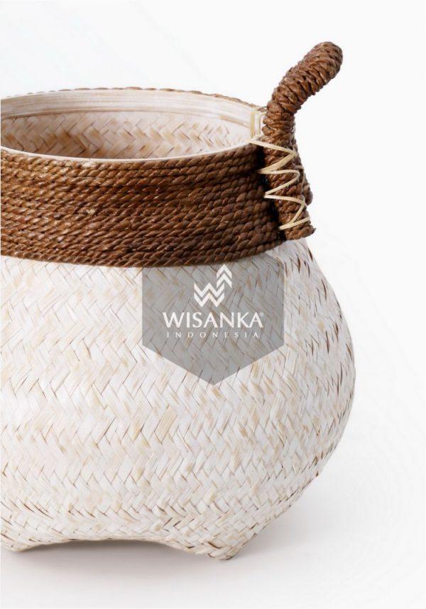 Riveira Bamboo Basket