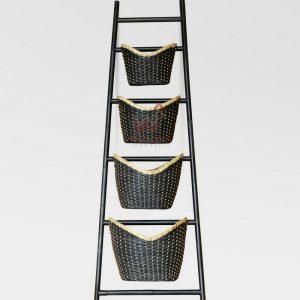 Mojorella Rattan Basket set of four