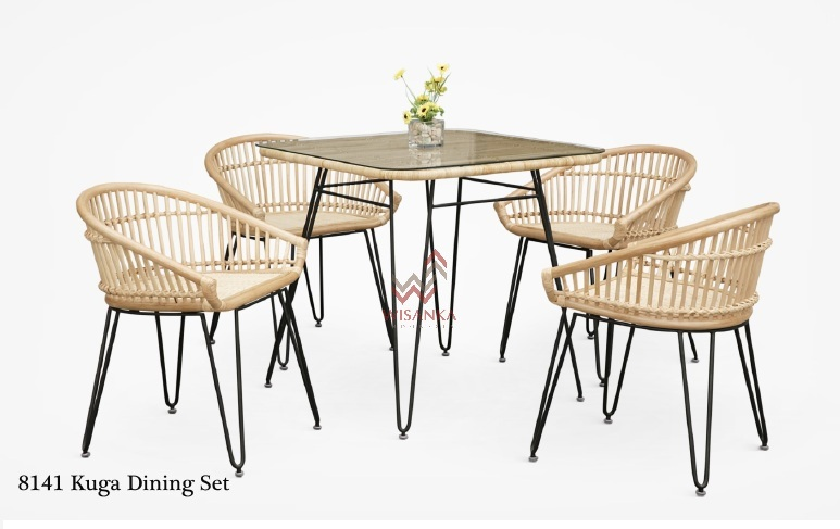 Time After Time: Natural Rattan Furniture for 2017