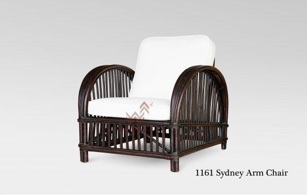 Sydney Rattan Arm Chair