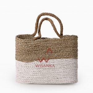 Bandolera Wicker Bag