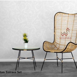 Mona Rattan Terrace Set