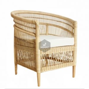 Moroco Rattan Arm Chair Natural