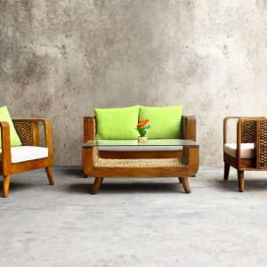Venezia Rattan Living Set | Indonesia Rattan Furniture