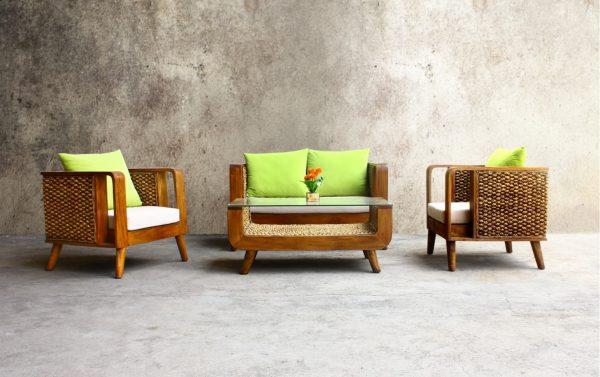 Venezia Rattan Living Set | Indonesia Rattan Furniture