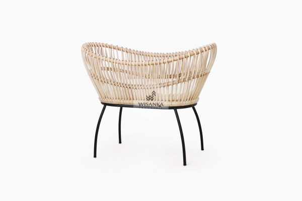 Dundee Baby Rattan Bassinet
