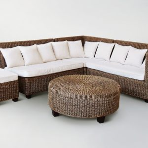 Laluba Wicker Sofa Set