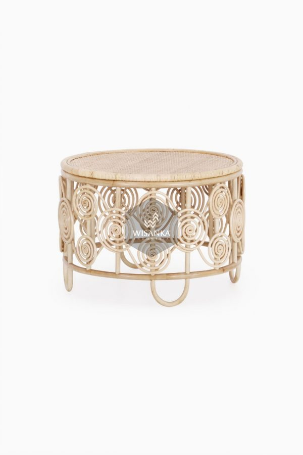 Lief Rattan Coffee Table