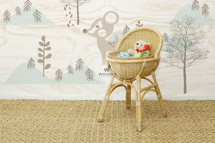 Rattan Doll Furniture