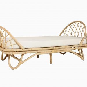 Marion Rattan Kids Bed