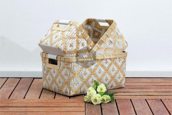 Recta Cangaring bamboo basket