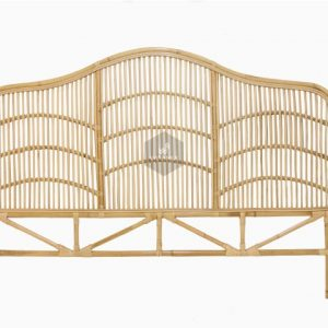 Vieri Rattan Bed Headboard