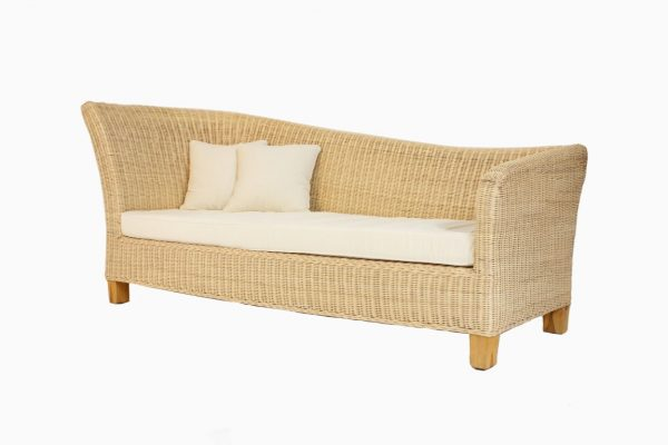 Romania Rattan Lounge Sofa
